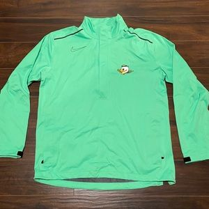 Nike M Oregon Ducks Storm-Fit Golf Jacket